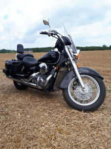 2006 HONDA SHADOW FOR SALE