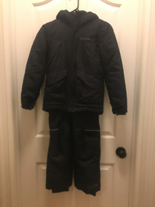 Columbia Kids Winter Jacket & Snow Pants_Size 6 to 8 years old