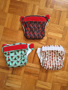 Cloth Diapers (Easy Fit, Goodmama) - 10$ each