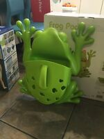 Frog for bath toy