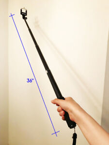 Selfie stick (Istabilizer ) *Not for Smartphone PLUS size*