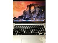 "MacBook Pro 15.4"" Mid 2012"