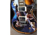 Electric guitar, custom