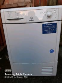 7kg Indesit Condenser Dryer