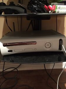 $ 250 Xbox 360 Pro with controller and accessories