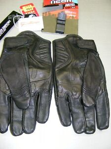 4XL Short Cuff Gloves - ICON Justice at RE-GEAR Kingston Kingston Area image 2
