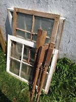 Old House Materials for Upcycle