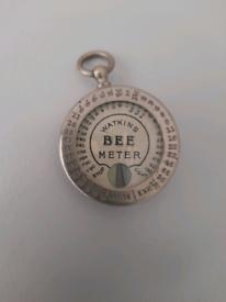 Vintage Watkins Bee Meter