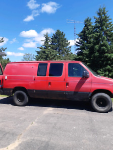 O6, E250 cargo van