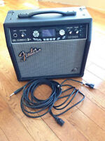 Barely Used FENDER G-DEC 3 FIFTEEN AMP