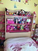 Set de chambre de fille Barbie