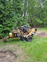 Stump Grinding, and Tree Services