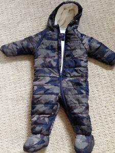 Great Snowsuit - Size 6-12 mo
