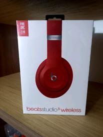 Apple Beats Studio3 wireless headphones