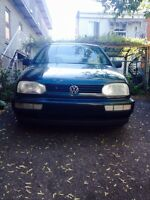Golf CL 1.8L 97 mecanic tres solide