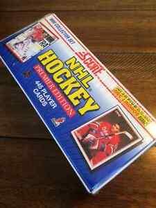★ ★ ★ 445 CARD BOX ★ 1990 SCORE NHL HOCKEY CARDS - BRAND NEW ★ Oakville / Halton Region Toronto (GTA) image 2