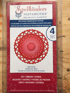 Stampin Up and Sizzix Big Shot Dies & Texture Plates for sale!