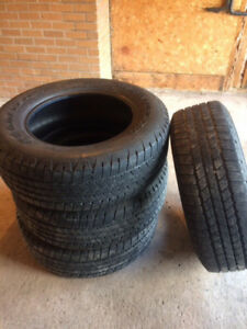 GOODYEAR WRANGLER All Season Tires $250 265/70R18