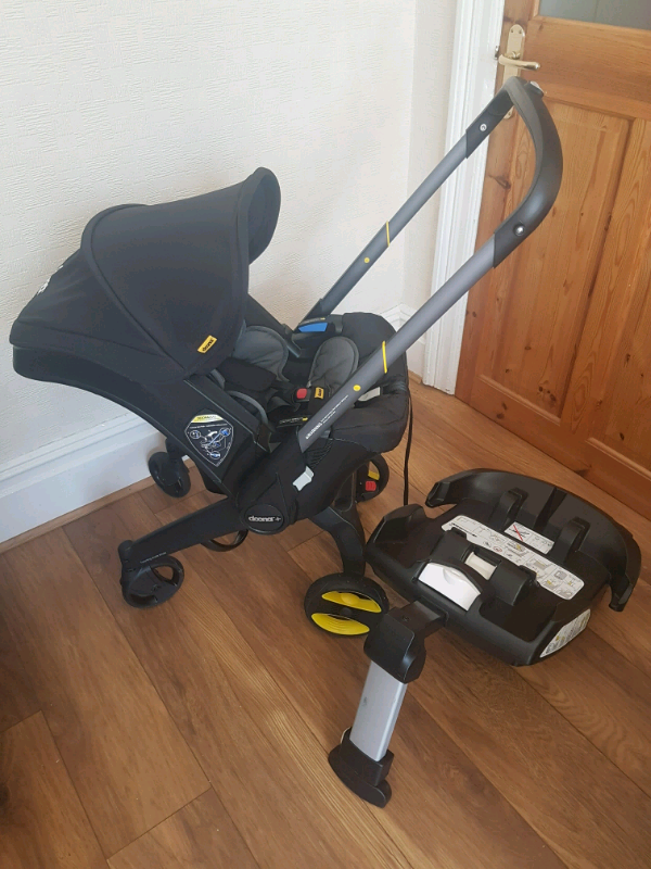 Doona car seat stroller with isofix Hardly used | in ...