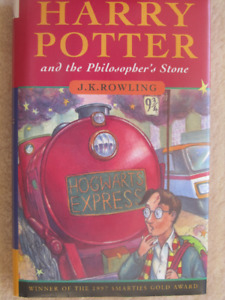 HARRY POTTER AND THE PHILOSOPHER'S STONE - 2000