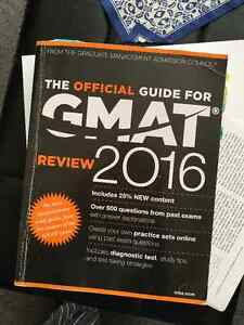 Official GMAT 2016