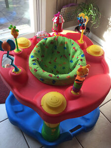Evenflo Exersaucer Bounce & Learn Circus Friends