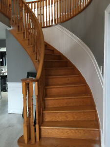 Stairs and Railings Renovations and Recapping