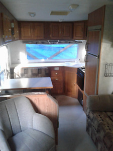 For sale or Trade 26.5 ft Vanguard Fifth Wheel