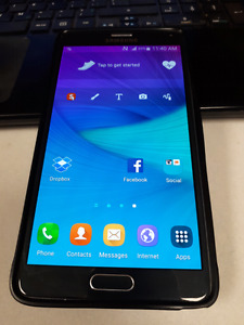 Samsung galaxy note 4 with bell