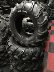 "40% OFF! 26"" Wild Thang Tire Sets $420.00+ Taxes! ATV/UTV"