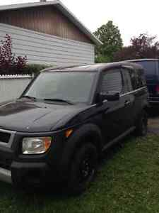 2005 Honda Element Familiale