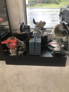 Tools,  Saws & More
