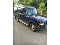 Land Rover discovery tdi auto