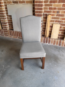 FABRIC DINING/SITTING ROOM CHAIR Barrack Heights Shellharbour Area Preview