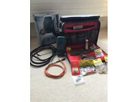 Kane 455 Flue Gas analyser and bag