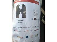 Maxidry gloves