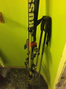 Downhill Skis for sale with Bindings