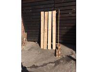 Fences boards