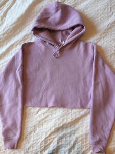 Cropped Hoodie Urban Outfitters - XS