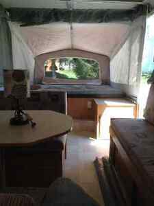 10 ft. jayco Tent Trailer  ** FOR RENT** London Ontario image 2