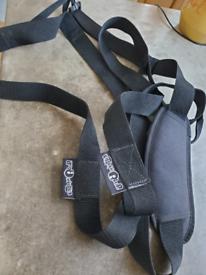 Vitamin Blue longboard carry strap