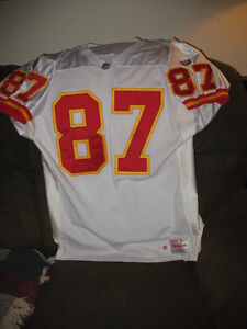 Kansas City Chiefs Game Worn Jerseys NFL Kitchener / Waterloo Kitchener Area image 6