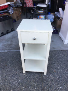 Classic, night stand/Hallway table with drawer