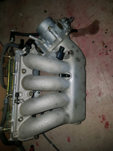 Selling k24a2 complete manifold