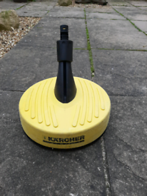 Karcher patio cleaning attachment.