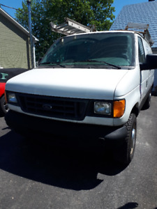 2005 Ford F-250 Fourgonnette, fourgon 514 690 1589