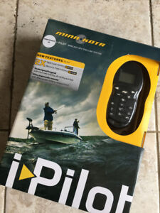 Minn Kota iPilot for Power drive v2 with Warranty