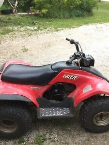 Yamaha kids 125 cc atv automatic