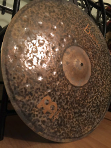 MEINL CYMBALS and MAPEX SNARE