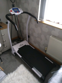 Zeus Treadmill Excellent Condition As New